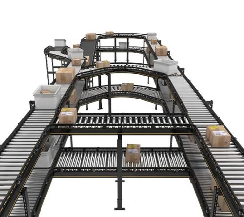 Conveyor System - Interroll