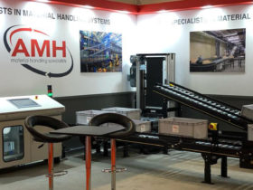 AMH Material Handling - IntraLogisteX